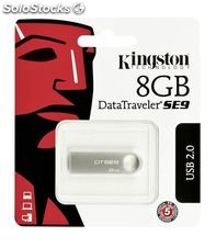 Memoria usb 2.0 flash datatraveler 8gb kingston dtse9h/8gb