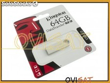 Memoria USB 64 GB Kingston Technology DataTraveler SE9 para Windows - Mac