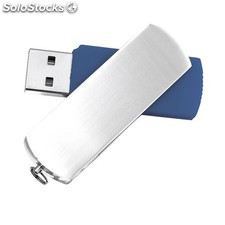 Memoria usb ashton 4GB : colores - azul,memoria usb ashton 4GB : colores -
