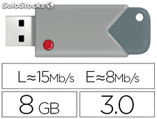 Memoria usb emtec flash 8 gb 2.0 candy