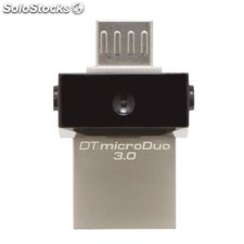 Memoria usb kingston DataTraveler DTDUO3 / 16 Gb Micro usb 3.0