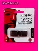 Memoria Usb Kingston De 16 Gb Dt101-g2 $152.00