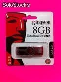 Memoria Usb Kingston De 8 Gb Dt101-g2
