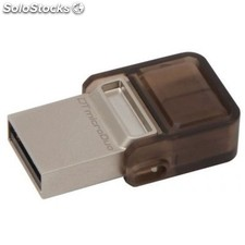 Memoria usb kingston dtduo/8GB microDuo