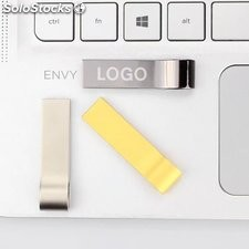 Memoria USB metal 4gb 8gb 16gb 32gb unidad usb flash regalo promocional
