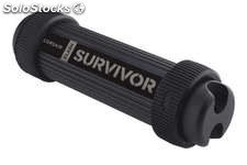 Memoria USB - pendrive 64 GB Corsair Flash Survivor Stealth 3.0