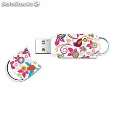 Memoria usb - pendrive 64 GB integral xpression birds