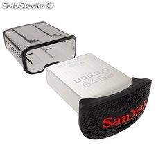 Memoria usb - pendrive 64 GB sandisk Ultra Fit usb 3.0 Flash Drive 64GB
