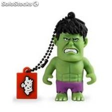 Memoria usb - Pendrive 8 GB 2.0 tribe marvel hulk usb 2.0
