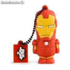 Memoria usb - Pendrive 8 GB 2.0 tribe marvel ironman usb 2.0