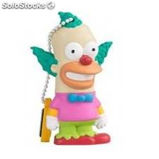 Memoria usb - Pendrive 8 GB 2.0 tribe simpson krusty usb 2.0