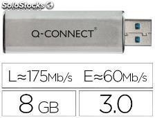 Memoria usb q-connect flash 8 GB 3.0