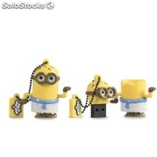 Memoria usb tribe 16 GB minions movie egipcio usb 2.0