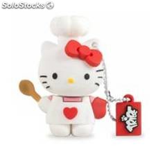 Memoria usb tribe 8gb hello kitty kitchen usb 2.0