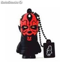 Memoria usb tribe 8gb star wars darth maul usb 2.0