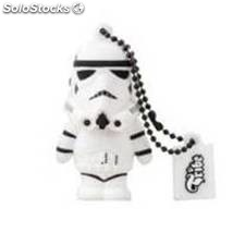 Memoria usb tribe 8gb star wars stormtrooper usb 2.0