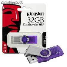 Memorias usb Kingston 32 Gb Logo