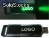 Memorias Usb Led Logo