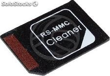 Memory Card Slot Cleaning (rs-mmc - rs Multimedia Card) (SL58)