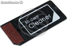 Memory Card Slot Cleaning (SD - Digital Security) (SL54)