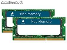 Memory Corsair Mac Memory so-DDR3 1066MHz 8GB (2x 4GB) CMSA8GX3M2A1066C7