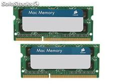 Memory Corsair Mac Memory so-DDR3 1333MHz 8GB (2x 4GB) CMSA8GX3M2A1333C9