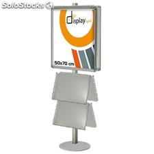 Menu board 500X700 mm double h-281