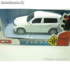 Mercedes benz clase glk blanco escala 1/43 mondo motors