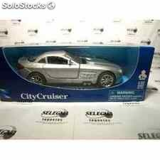 Mercedes benz slr mclaren escala 1/32 new ray coche metal miniatura