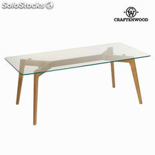 Mesa centro gloak roble - Colección Modern by Craftenwood