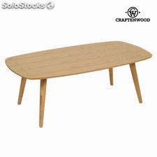 Mesa centro wood fresno - Colección Modern by Craftenwood