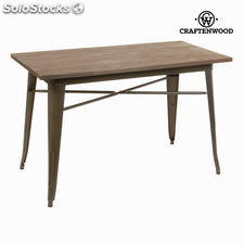 Mesa cooper vintage - Colección Serious Line by Craftenwood