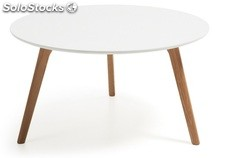 Mesa de centro norway roble blanco 90cm