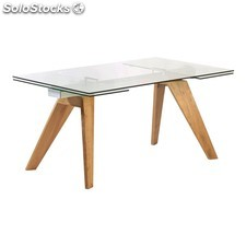 Mesa de comedor extensible (160-240) mountain