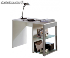 Mesa estudio 100 cm. Beethoven color Blanco