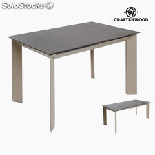 Mesa extensible marrón by Craftenwood