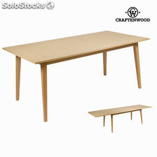 Mesa Extensible Wood - Colección Modern by Craftenwood