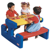 Mesa piquenique Little Tikes grande (Primária)