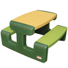 Mesa piquenique Little Tikes grande Verde