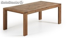 Mesa roble antiguo wood 230