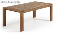 Mesa roble antiguo wood 280