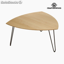 Mesa Triangular Mdf (90 x 90 x 45 cm) - Colección Thunder by Craftenwood