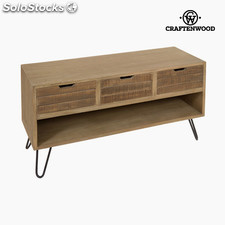 Mesa TV Madera (115 x 40 x 60 cm) - Colección Thunder by Craftenwood