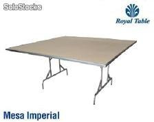 Mesas cuadradas plegables para banquetes y fiestas: Royal table