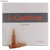 Mesoterapia virtual - l Carnitine (10 amp. x 5 ml.)