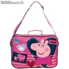 messager Peppa Pig tapis roulant
