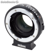 Metabones Speed Booster Nikon G a Blackmagic BMCC MFT