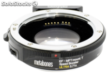Metabones Speed Booster ULTRA Canon EF a micro 4/3
