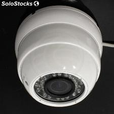 Metal Dome Camera 700TVL 1/4 36 led de metal 85x118mm (WX03-0002)