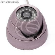 Metal Dome Camera 700TVL 24 led 70x93mm (WX02)